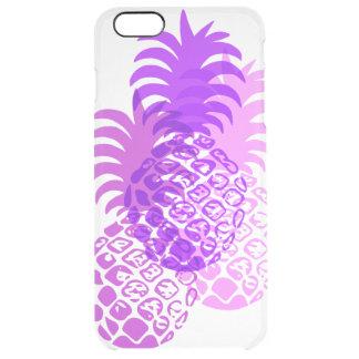 Momonaのパイナップルハワイの熱帯 クリア iPhone 6 Plusケース
