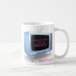 MomTVのマグの私を見て下さい コーヒーマグカップ