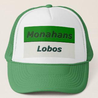 Monahansロボスの帽子 キャップ
