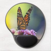 Monarch butterfly mousepad.