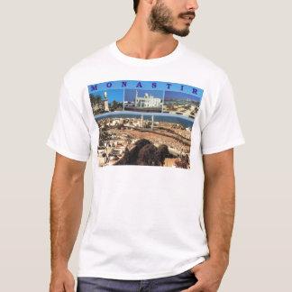 Monastir、チュニジア Tシャツ