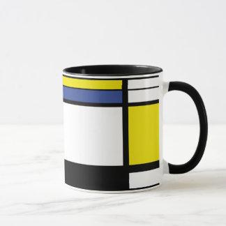Mondriあなたのコップ マグカップ