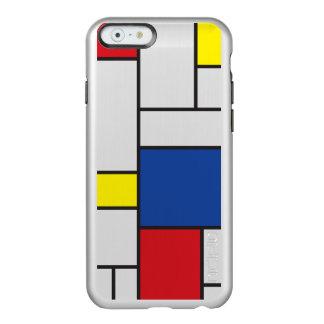 Mondrian Minimalist De Stijl ArtのiPhone6ケース Incipio Feather Shine iPhone 6ケース