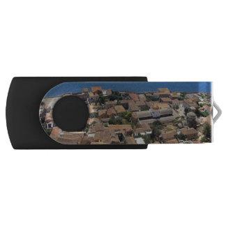 Monemvasia -ペロポネソス半島 USBフラッシュドライブ