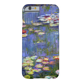 Monetのスイレンの池のファインアート iPhone 6 ベアリーゼアケース