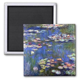 Monetのスイレン マグネット