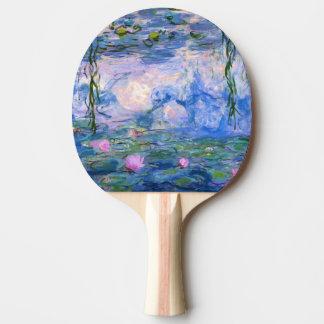 Monetのスイレン 卓球ラケット