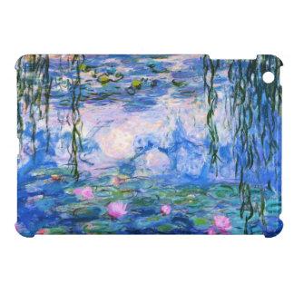 Monetのスイレン iPad Miniケース