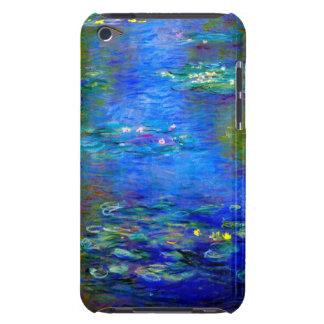 Monetのスイレンv4 iPod Touch カバー