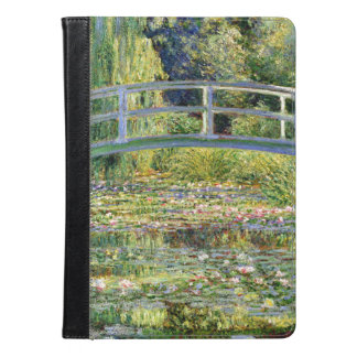Monetのファインアートによる水ユリの池 iPad Airケース