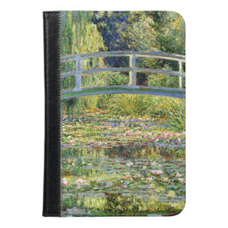 Monetのファインアートによる水ユリの池 iPad Miniケース