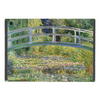Monetのファインアートによる水ユリの池 iPad Mini ケース