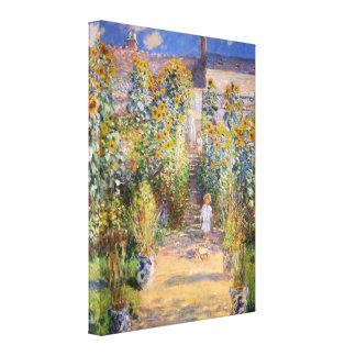 Monetのファインアート キャンバスプリント