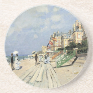 Monetの絵画 コースター
