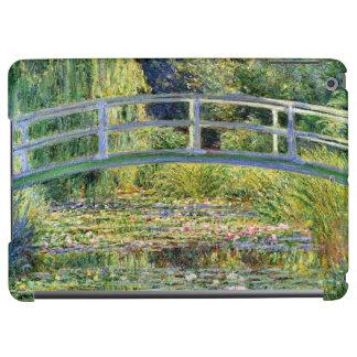 Monetの芸術による水ユリの池