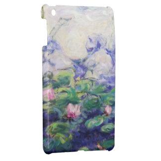 Monetはスイレンをインスパイア iPad Miniカバー