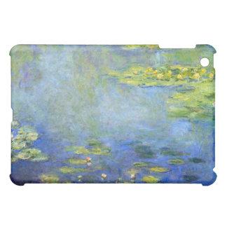 Monet -スイレン1906年 iPad mini case