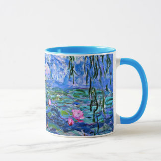Monet: スイレン1919年 マグカップ