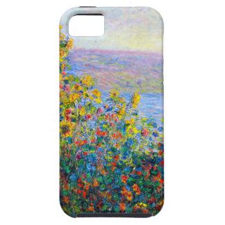Monet -花壇 iPhone SE/5/5s ケース