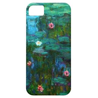 Monet NympheasのスイレンのiPhoneの場合 iPhone SE/5/5s ケース