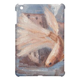MongoのBettaの魚 iPad Miniケース