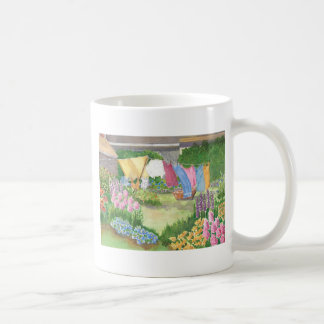 MonheganのKathyの洗濯はメインのマグです コーヒーマグカップ