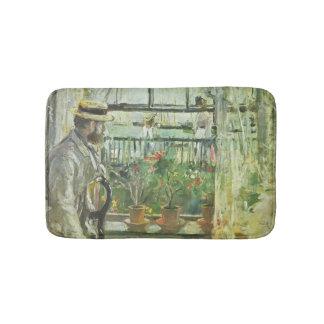 "Monisotの"" Eugene Manet""の芸術のバス・マット バスマット"