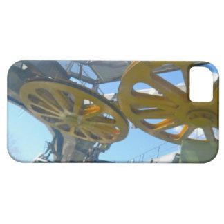 Monjuicのケーブル・カーのギア、ロープウェイ、バルセロナ iPhone SE/5/5s ケース