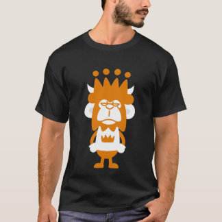 MONKEY JACK KING POPART Tシャツ
