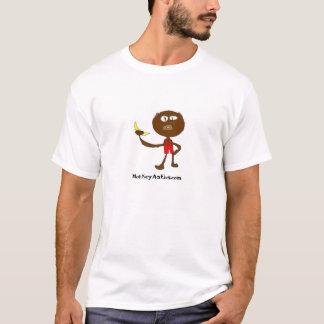 MonkeyAnticsの前部だけ Tシャツ