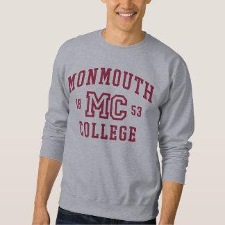 Monmouthの大学スエットシャツ スウェットシャツ