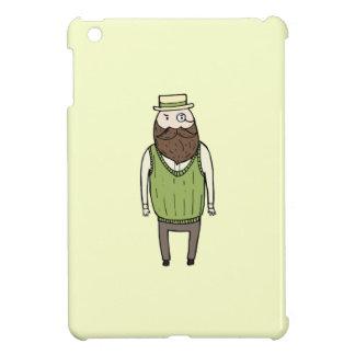 monocleを持つ紳士 iPad miniカバー