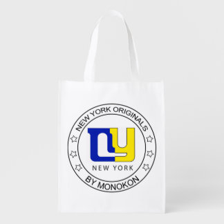 monokonのエコバッグによって設計されているNY エコバッグ