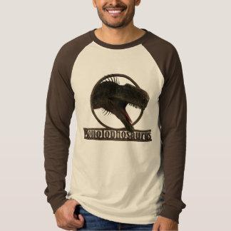 Monolophosaurusのワイシャツ Tシャツ