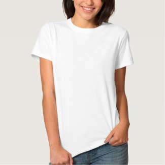 モノトーン細密画Tシャツ シャツ