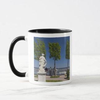 Monplaisirの別荘からのフィンランド湾 マグカップ