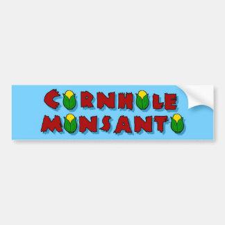 Monsantoにそれを付けて下さい バンパーステッカー