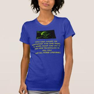 MONSANTOの技術 Tシャツ