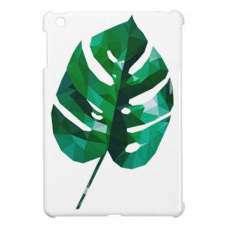 Monsteraの葉のデザイン iPad Mini カバー
