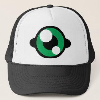 monstrcity -目(緑) キャップ