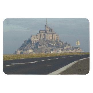 Mont聖者マイケル、フランス マグネット