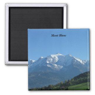 Mont Blanc - マグネット