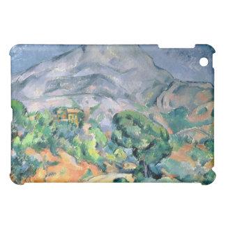 Mont Sainte-Victoire 1900年 iPad Mini カバー