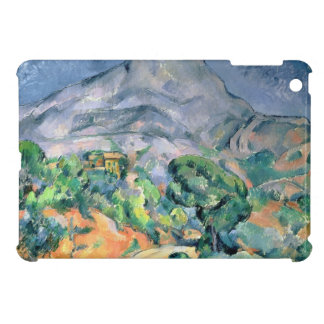 Mont Sainte-Victoire 1900年 iPad Mini Case
