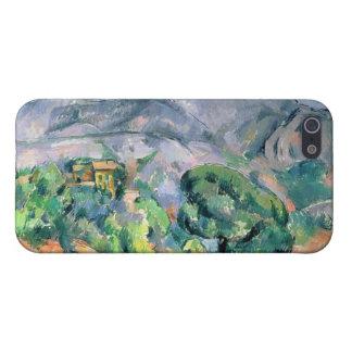 Mont Sainte-Victoire 1900年 iPhone 5 カバー