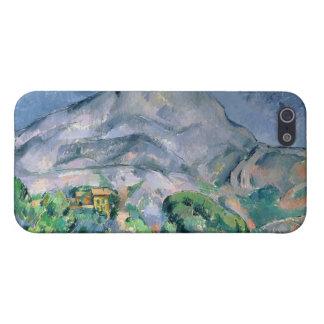Mont Sainte-Victoire 1900年 iPhone 5 Cover