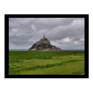 Mont Stマイケル ポストカード