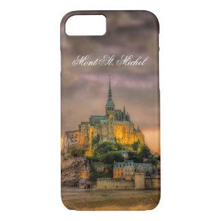 Mont St.マイケルのiPhone 7のやっとそこに場合 iPhone 8/7ケース