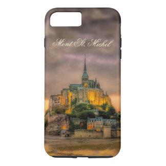 Mont St.マイケルのiPhone 7のプラスの堅い場合 iPhone 8 Plus/7 Plusケース