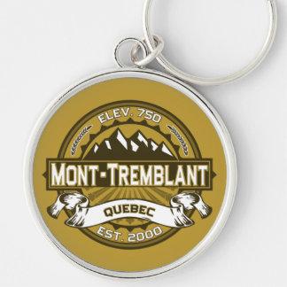 Mont-Tremblantのロゴ キーホルダー